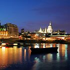 Magical Night on the Thames  by worldtripper