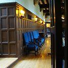Blue Lounge by reindeer