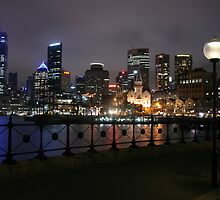 City Lights - Sydney by CreativeUrge