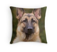 Yahtzee Portrait Throw Pillow