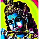 LORD KRISHNA-2 by OTIS PORRITT