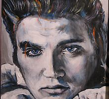 Elvis  by EDee