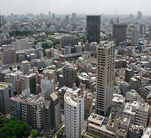 Tokyo by jojobob