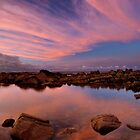 Bunker Bay, Rock Pools by Levi Buzolic