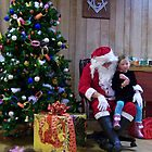 Alki Lodge Santa 2282 by Kristin Bennett