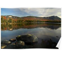 A view from Kidney Pond, Baxter SP Poster