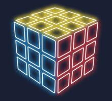 Neon Rubix Remix by Pinhead Industries