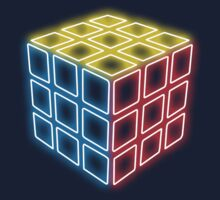 Neon Rubix Remix by Pinhead Industries