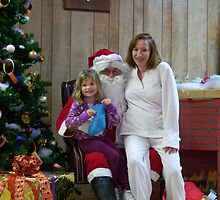 Alki Lodge Santa 2330 by Kristin Bennett