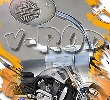 The V-Rod by URBANRATS