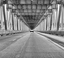 On the Bridge by Colleen Farrell