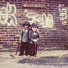 Dapper Duo by Kristen  Caldwell