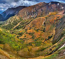 Mountaintop Basin Smash by ShotByAWolf