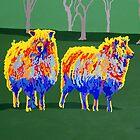 Joseph's Sheep by gooding