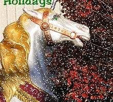 Happy Holidays by Marie Sharp