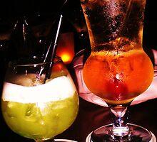 Cocktails, Kam-Pai, Cairns by jasondean