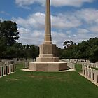West Tce AIF Cemetery by Topher Webb