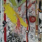 Large Untitled (Yep!) by Jeffrey Hamilton