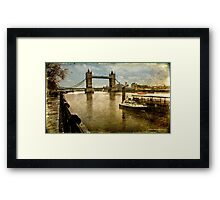 Tower Bridge, London Framed Print