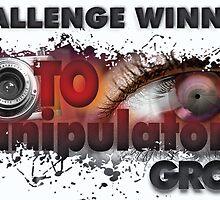 photo manipulators - challenge winner banner submit by dennis william gaylor