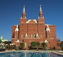 Kremlin Hotel resort, Antalya by Janone
