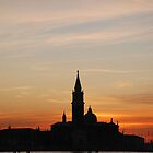 Venice at Sunset by jojobob