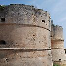 Castle at Otranto  by jojobob