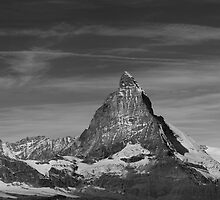 Matterhorn by Nick Bradshaw