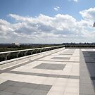 A Rooftop in Washington by Cora Wandel