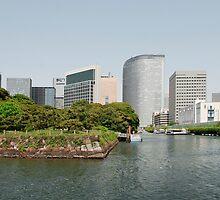 Tokyo Water Front, Japan  by jojobob