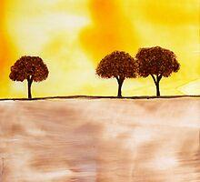 Autumn Mist Magic 3 by Anne Pearson