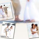 Wedding of Mark & Sheila on Malibu Beach  by MarkYoung