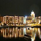 Portofino By Night In Orlando FL. by kfurniz