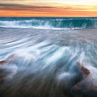 &quot;Rapid Movement&quot;,Point Roadknight,Anglesea,Great Ocean Road,Australia  by Darryl Fowler