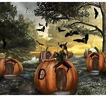 Little Pumpkin Land by Jennie Yuen