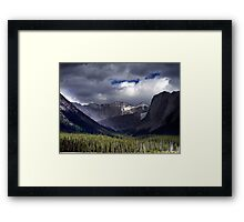 The Great Beyond Framed Print