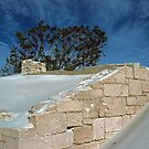 Eucla Ruins by Terry Everson
