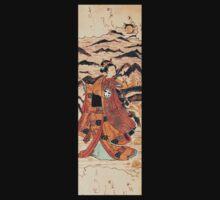 Segawa Kikunjojo  by Carrie Jackson
