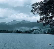 Lake District (3): Derwent Water by Ian Ker