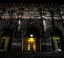 Haunted Mansion by Demoshane