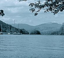 Lake District (20): Windermere 3 by Ian Ker