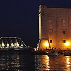 Dubrovnik, Croatia and Windstar Cruise's WindSurf by Mitchell Grosky