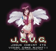 J.C.V.G. Shirt 2009 by BaronVonRosco