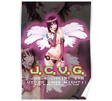 J.C.V.G. Poster Poster
