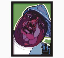 BIGGIE SMALLS: THE BLACK FRANK WHITE by SOL  SKETCHES™