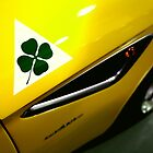 Lucky Clover by GTPNISM0SKYLINE