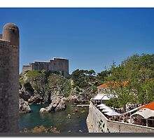 The outskirts of Dubrovnik by John44