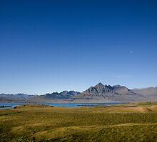 Spectacular Mountain Landscape, Berufjör?ur, East Coast, Iceland by hinomaru