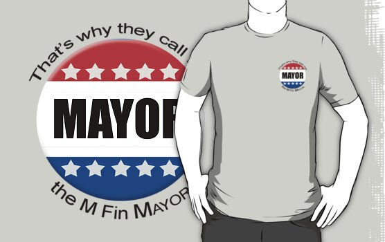 mayor 3 by tflick