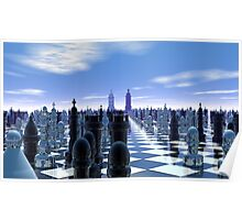 Chess World 7 - End Game Poster